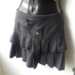 Lululemon Pace Setter Tennis Skirt/Skort